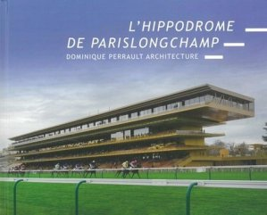 L'hippodrome de ParisLongchamp - archibooks - 9782357334830 -