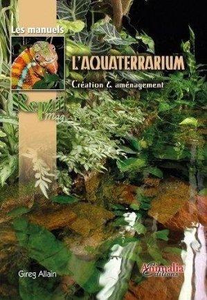 L'aquaterrarium - animalia - 9782359090642 -