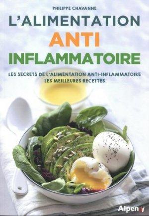 L'alimentation anti-inflammatoire - alpen - 9782359345582 -