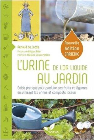 L'urine, de l'or liquide au jardin - de terran - 9782359811001 -