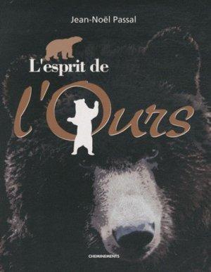 L'esprit de l'ours - L'àpart Editions - 9782360320356 -