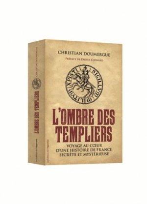 L'ombre des Templiers - de l'opportun - 9782360753635 -