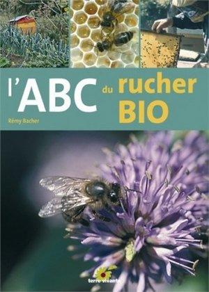 L'abc du rucher bio - terre vivante - 9782360980239 -