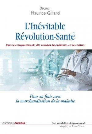 L'inévitable Evolution-Santé - Les éditions Ovadia - 9782363923561 -