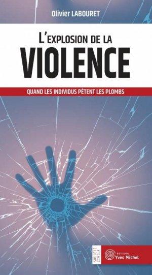L'explosion de la violence / quand les individus pètent les plombs - yves michel - 9782364291058 -
