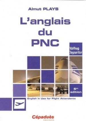 L'anglais du PNC - cepadues - 9782364930445 -