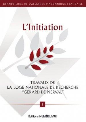 L'initiation - Numérilivre - 9782366320503 -