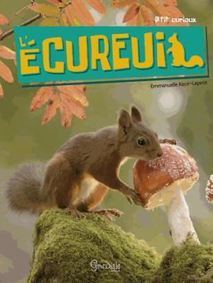 L'écureuil - grenouille - 9782366534429 -