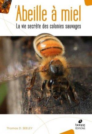 L'abeille à miel - biotope - 9782366622454 -