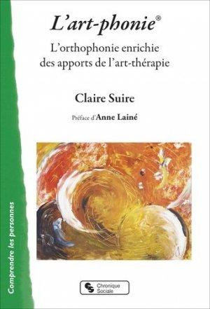 L'artphonie - Chronique Sociale - 9782367176192