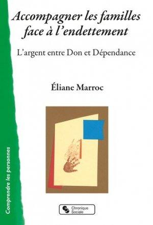 L'argent entre Don et Dépendance - Chronique Sociale - 9782367176727 -