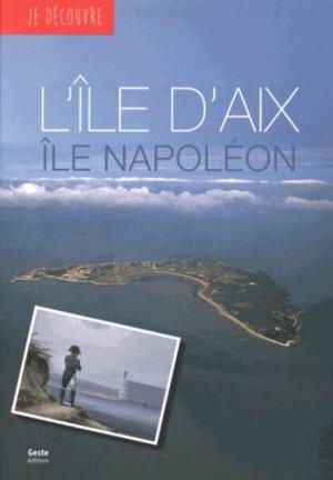 L'île d'Aix - geste - 9782367462868 -