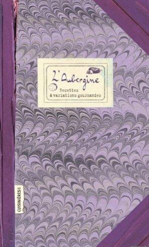 L'Aubergine - les cuisinières sobbollire - 9782368421116 -