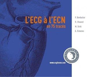 L'ECG à l'ECN - stimuprat - 9782369200345 -