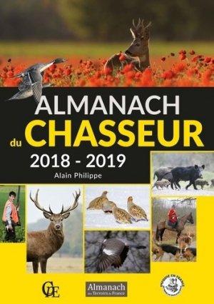 L'Almanach du chasseur 2018-2019 - cpe - 9782374000763 -
