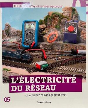 L'électricité du Réseau - lr presse - 9782375360439 -