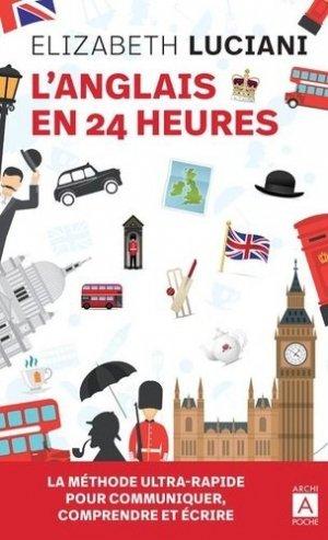 L'anglais en 24 heures - Archipoche - 9782377355051 -