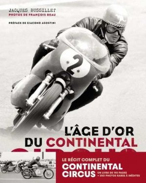 L'Âge d'or du Continental Circus - GM Editions - 9782377971169 -