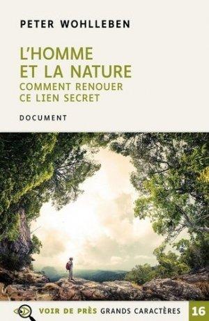 L'homme et la nature - Voir de près - 9782378282820 -