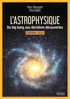 L'astrophysique - du sens - 9782379830051 -