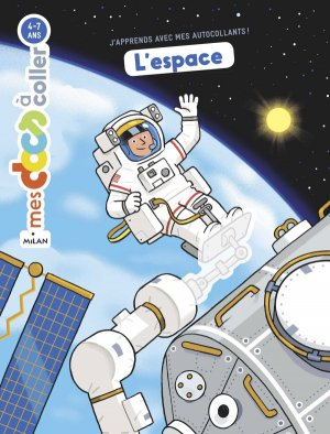 L'espace - milan - 9782408014759 -