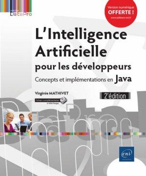 L'Intelligence Artificielle pour les développeurs - eni - 9782409017094 -
