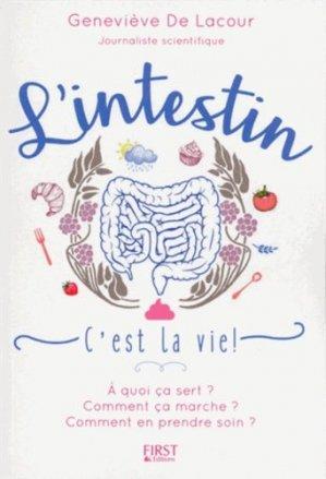 L'intestin - first  - 9782412022030 -