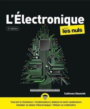 L'électronique pour les nuls - first editions - 9782412056011 -