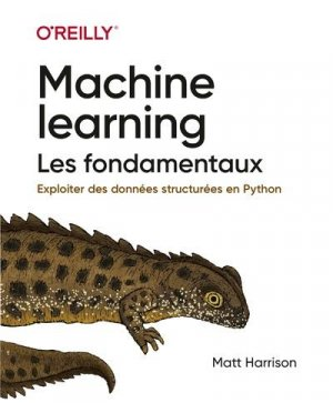 L'essentiel du machine learning - First - 9782412056028 -