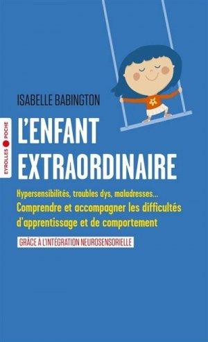 L'enfant extraordinaire - Eyrolles - 9782416002366 -