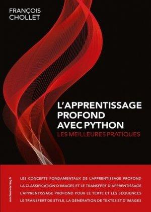 L'apprentissage profond avec python - machinelearning - 9782491674007 -