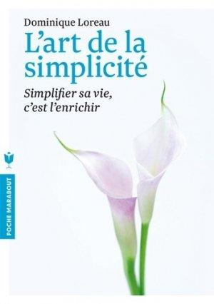L'art de la simplicité - marabout - 9782501084864 -