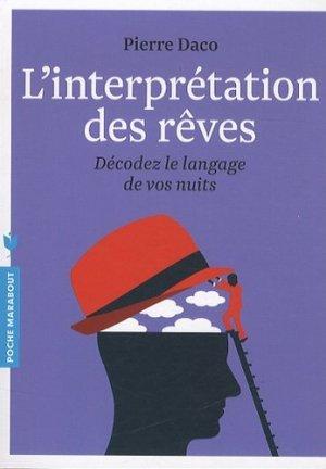 L'interprétation des rêves - marabout - 9782501087728 -