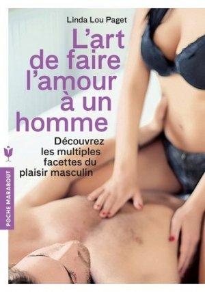 L'art de faire l'amour à un homme - marabout - 9782501089371 -