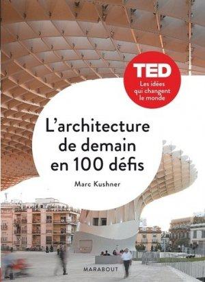 L'architecture de demain en 100 défis - marabout - 9782501113687 -