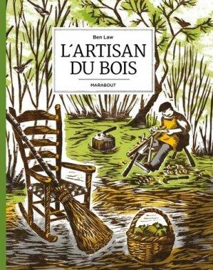 L'artisan du bois - marabout - 9782501117319 -