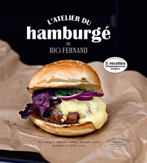 L'atelier du hamburgé de Big Fernand - Marabout - 9782501120821 -
