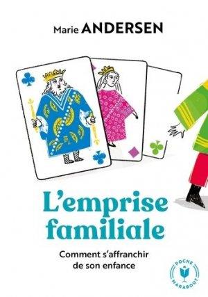 L'emprise familiale - marabout - 9782501139625 -