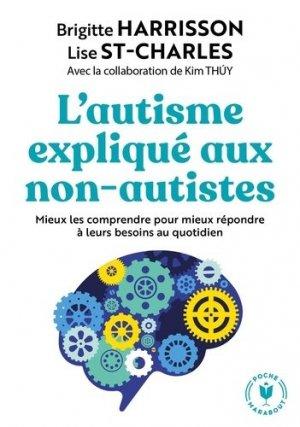 L'autisme expliqué aux non autistes - marabout - 9782501150484 -