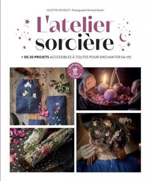 L'atelier sorcière - Marabout - 9782501152686 -