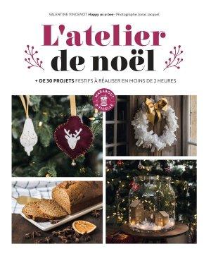 L'atelier de Noël - marabout - 9782501152860 -