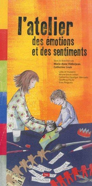 L'atelier des émotions et des sentiments - lep - loisirs et pedagogie (suisse) - 9782606012243 -