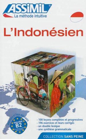 L'Indonésien - Débutants et Faux-débutants - assimil - 9782700505313 -