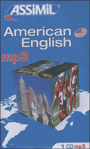 MP3 - L'Anglais d'Amérique - American English - Débutants et Faux-débutants - assimil - 9782700513073 -