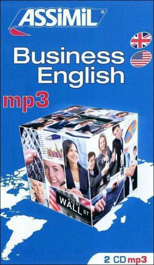 MP3 - L'Anglais des Affaires - Business English - Confirmés - assimil - 9782700517354 -