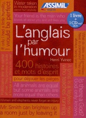 L'Anglais par l'Humour - assimil - 9782700517729 -