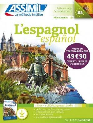 Pack MP3 Assimil - L'espagnol - Débutants et faux-débutants - assimil - 9782700571141 -