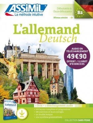 L'allemand B2 Pack téléchargement - assimil - 9782700571158 -
