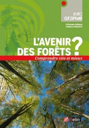 L'avenir des forêts ? - belin - 9782701180953 -