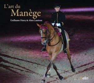 L'art du manège - belin - 9782701182964 -